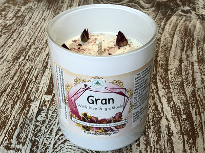 Extra Large Votive Candle- Gran