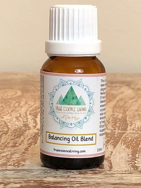 15ml Pure Essential Oil Blend- Balancing