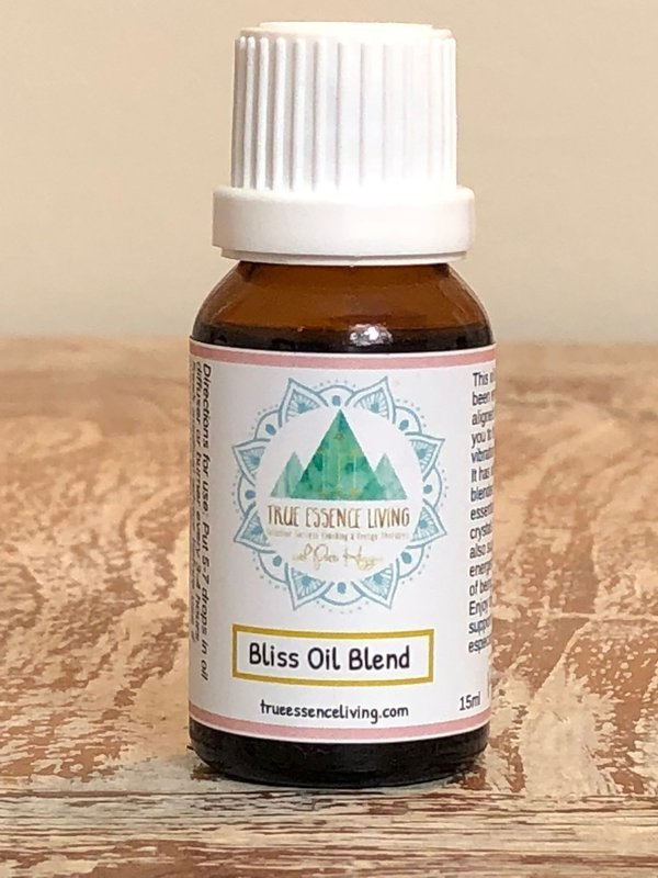 15ml Pure Essential Oil Blend- Bliss