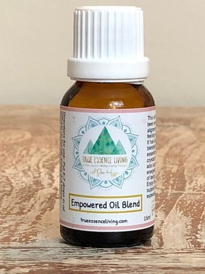 15ml Pure Essential Oil Blend- Empowered