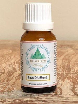 15ml Pure Essential Oil Blend- Love