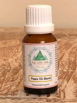 15ml Pure Essential Oil Blend- Peace