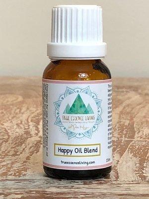 15ml Pure Essential Oil Blend- Happy