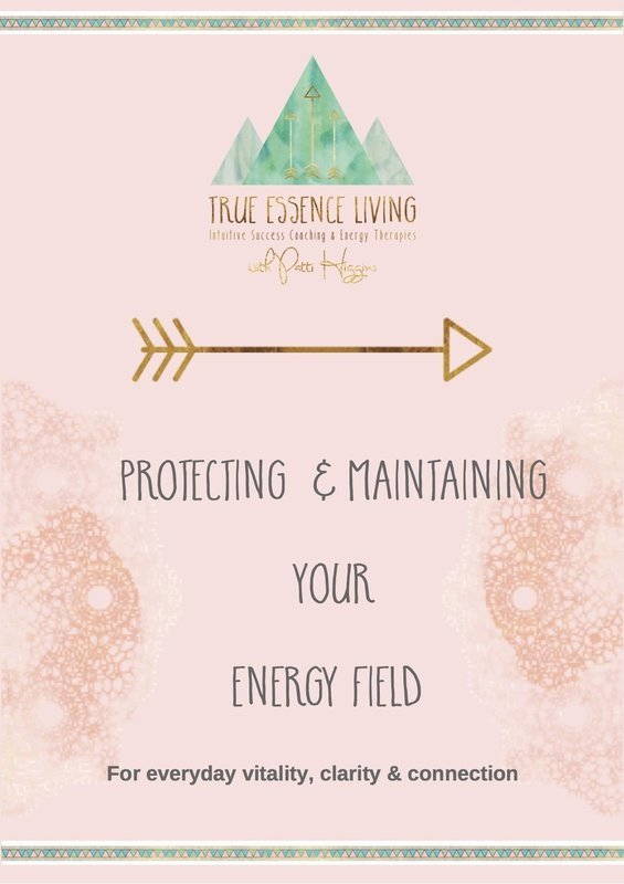 Protecting & Maintaining Your Energy Field e-guide