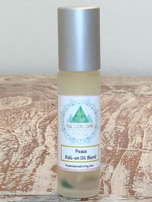10ml Roll-on Oil Blend- Peace