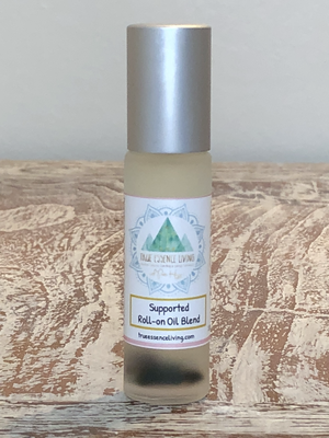 10ml Roll-on Oil Blend- Supported