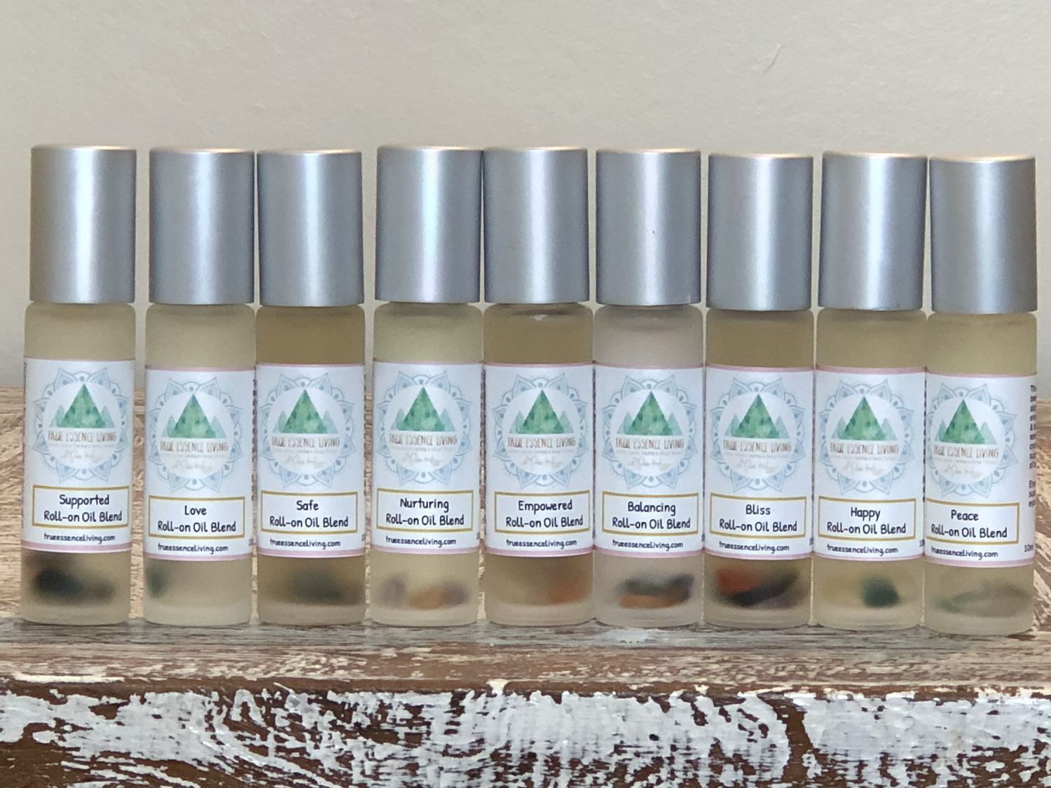 10ml Roll-on Essential Oil Blend 9 Pack