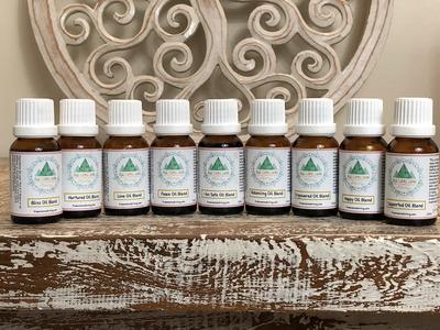 15ml Pure Essential Oil Blend 9 Pack