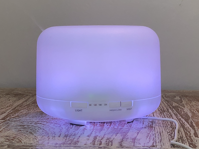 500ml Cool Mist Electric Aroma Diffuser