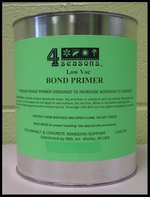 4Seasons® BOND PRIMER *LOW VOC Formula 1 Gallon