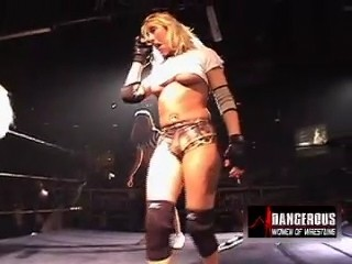 Dangerous Women of Wrestling TV Show - Season 2 - Episode 2