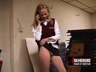 Dangerous Women of Wrestling TV Show - Season 2 - Episode 3