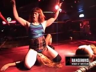 Dangerous Women of Wrestling TV Show - Season 2 - Episode 5