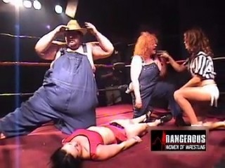 Dangerous Women of Wrestling TV Show - Season 2 - Episode 8