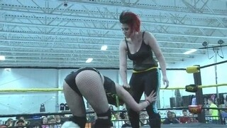 VOD - Ring Felony (FULL SHOW) - Women's Extreme Wrestling WEW