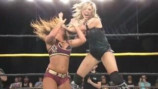 VOD - Hot Beatdown (FREE TRAILER) - Women's Extreme Wrestling WEW