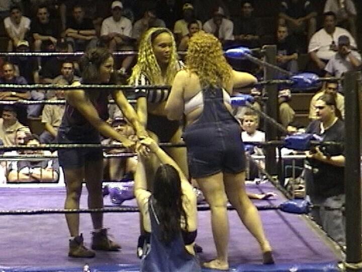 Dangerous Women of Wrestling TV Show - Season 1 - Episode 11