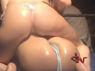 Snow Covered Ho's - Women's Wrestling Instant Video Download