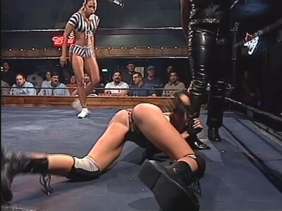Erotic Assassination Womens Erotic Wrestling - Instant Video Download