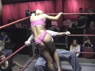 Girl Has Issues - Dangerous Women of Wrestling Full Show Video Download
