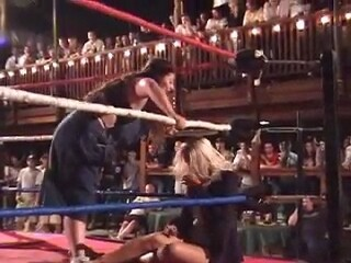 FREE VIDEO DOWNLOAD - STINKFACES AT WANDAS - Women's Wrestling
