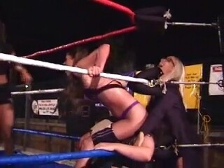 STINKFACES AT WANDAS - Women's Wrestling Instant Video Download