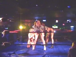 FREE VIDEO DOWNLOAD FALLOUT AT FROGGY'S - Women's Wrestling & Oil Wrestling