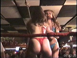 VOD - Corner Bar Mayhem (Women's Wrestling FULL SHOW)
