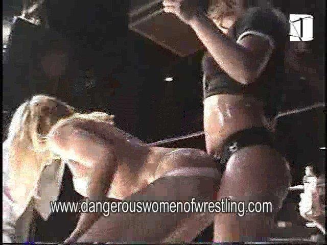 VOD - One Night Affair (Women's Wrestling - FULL SHOW)