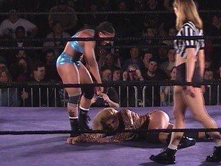 Dangerous Women of Wrestling TV Show - Season 1 - Episode 3