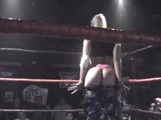 Bloodshed - Dangerous Women of Wrestling - Extended Video Trailer NC-17