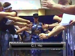 VOD - First Ever Women's World Title Match G.I. Ho vs Elle Mae (Pro Wrestling)