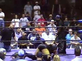 VOD - Ho Jack vs Smoke & Sound Guy (Hardcore Intergender Wrestling)