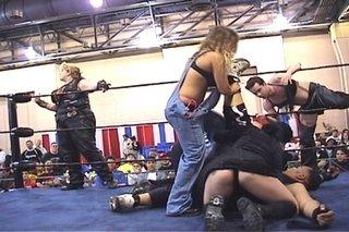 VOD - Wizard World Intergender War - Full Show - Day 3 (Women's Pro Wrestling)