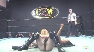 Isla Dawn vs Savana Evans (Female Pro Wrestling)