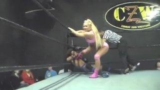 Maria Manic vs Tahir James (Intergender Pro Wrestling)
