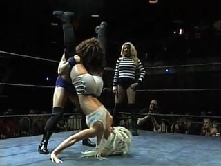 VOD - Eve of Destruction (FULL SHOW) - Women's Wrestling Wars
