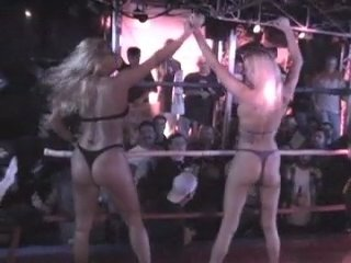 Hot Chick Beatdowns (Full Show) Women's Wrestling + Oil Wrestling (GLOOW)
