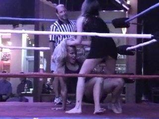 VOD - Babydoll vs Heather - Women's Wrestling Match