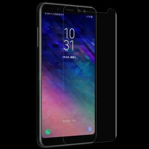 NILLKIN HD Anti-fingerprint Screen Protector for Samsung Galaxy A8 (2018)