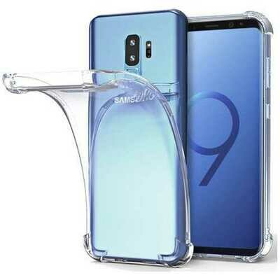 Air Cushion Corner Shockproof Soft TPU Case for Samsung Galaxy S9 Plus