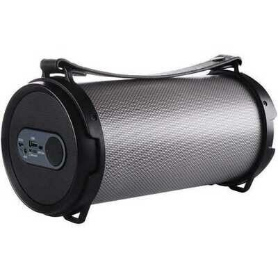 Supersonic IQ-5244BT-BK 4-Inch HiFi Bluetooth Speaker (Black)