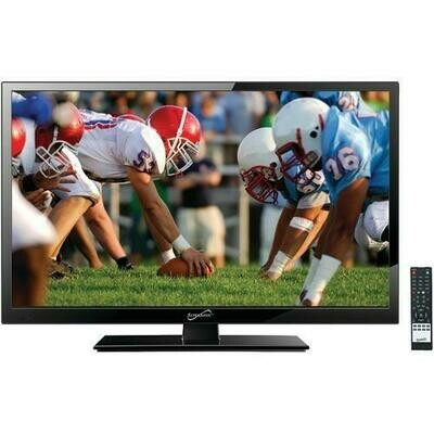 """Supersonic 24"""" 1080p Ac And Dc Led Tv (pack of 1 Ea)"""