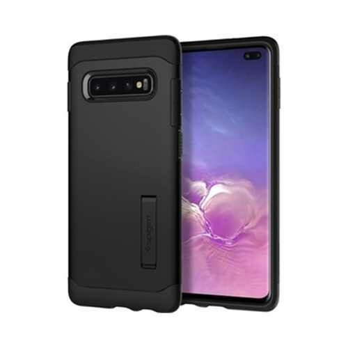 GalxyS10 Plus Slim Armor Black