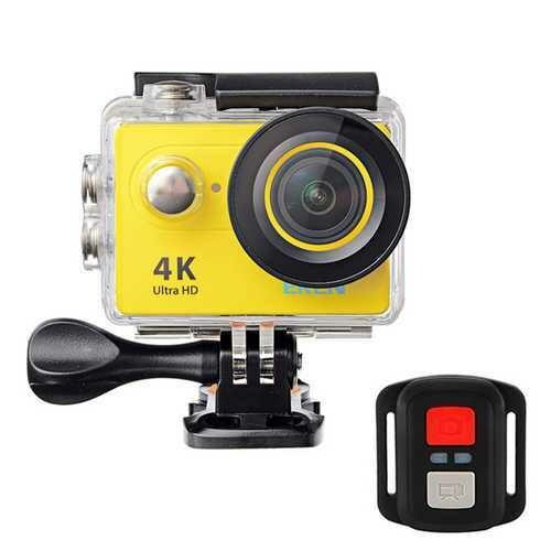 EKEN H9R Sport Camera Action 4K Ultra HD 2.4G Remote WiFi 170 Degree Wide Angle