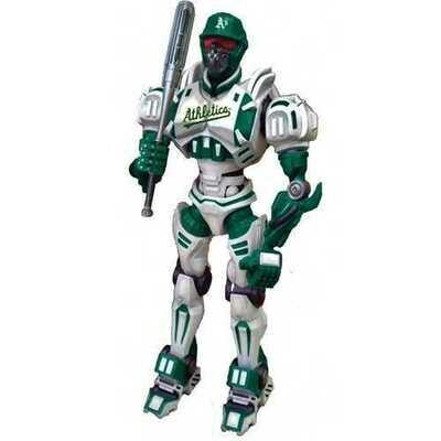 Oakland Athletics FOX Sports Robot
