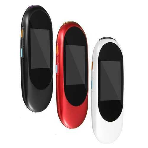 Youdao GTA07 Wireless Two-Way Real Time Interactive Translator Egg Voice Simultaneous Translation