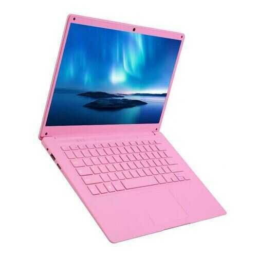 15.6 Inch Laptop Computer Pink_8+256G