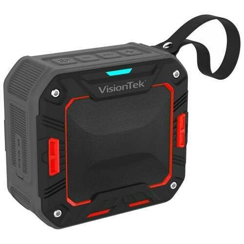 VisionTek BTi65 Wireless Speaker - Bluetooth - USB