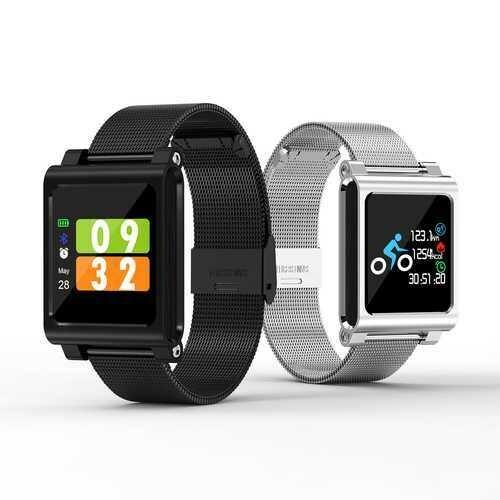 K8  bluetooth Headset Call Sports Pedometer Men and Women Heart Rate Smart Wristband